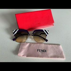 Fendi sunglasses brand new! With case authentic